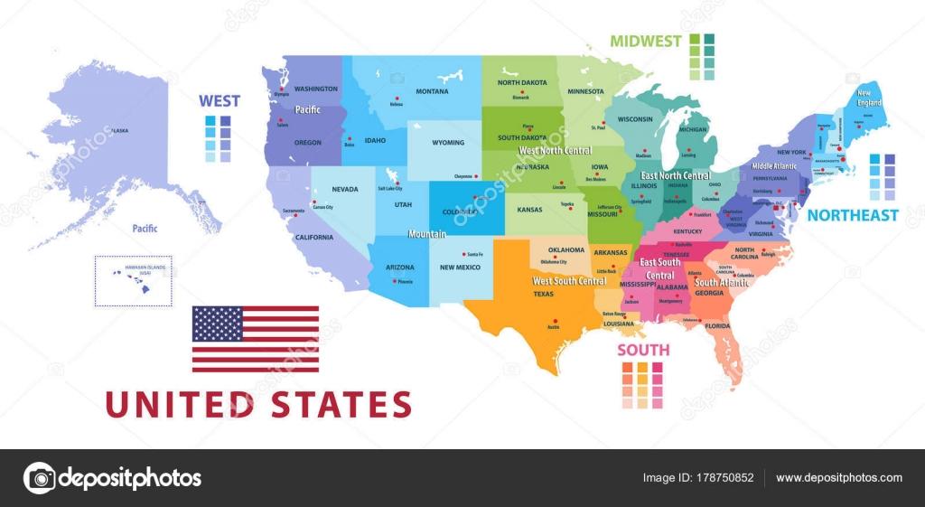アメリカ合衆国国勢調査局の地域...