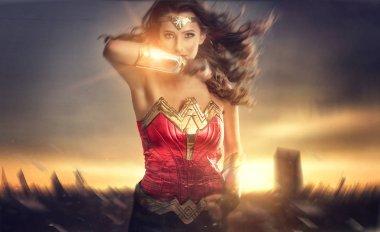 Beautiful Wonder woman