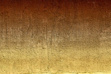 Golden Bronze Old Wall Texture