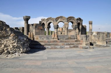 zvartnots ruins, Armenia