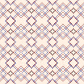 Scotswoman seamless models. Classical texture. Checkered background of fabric. Regularly repeating geometric tiles with small oval shapes. Graphical surface of a covering. Vector.