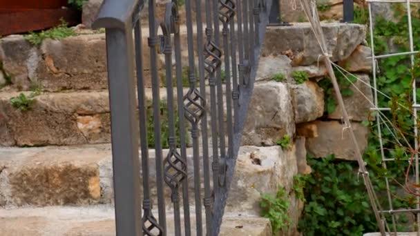 geschmiedete Metallprodukte. Visier für Türen, Tore