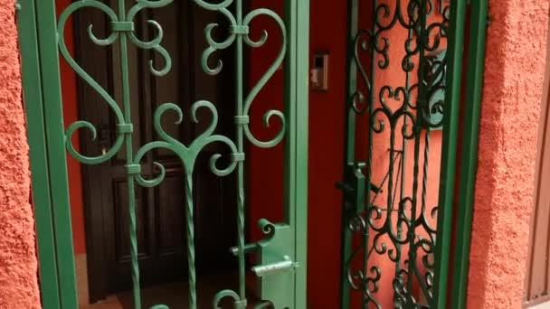 Geschmiedete Metall Produkte. Visier-Türen, Tore, Treppengeländer