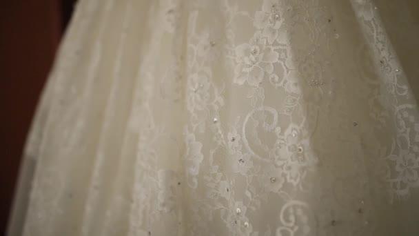 Menyasszony ruha, zár-megjelöl. Részleteket a menyasszonyi ruha, a téglák a