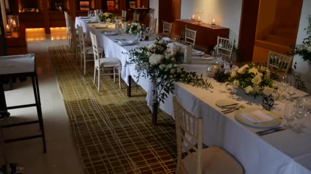 Tables at the wedding banquet wedding decorations wedding at t tables at the wedding banquet wedding decorations wedding at t vdeo junglespirit Choice Image