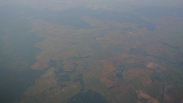 Mountain view z letadla