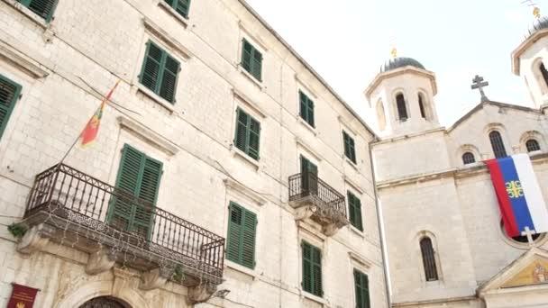 Kostel pravoslavný kostel svatého Mikuláše z Kotor, Černá Hora,