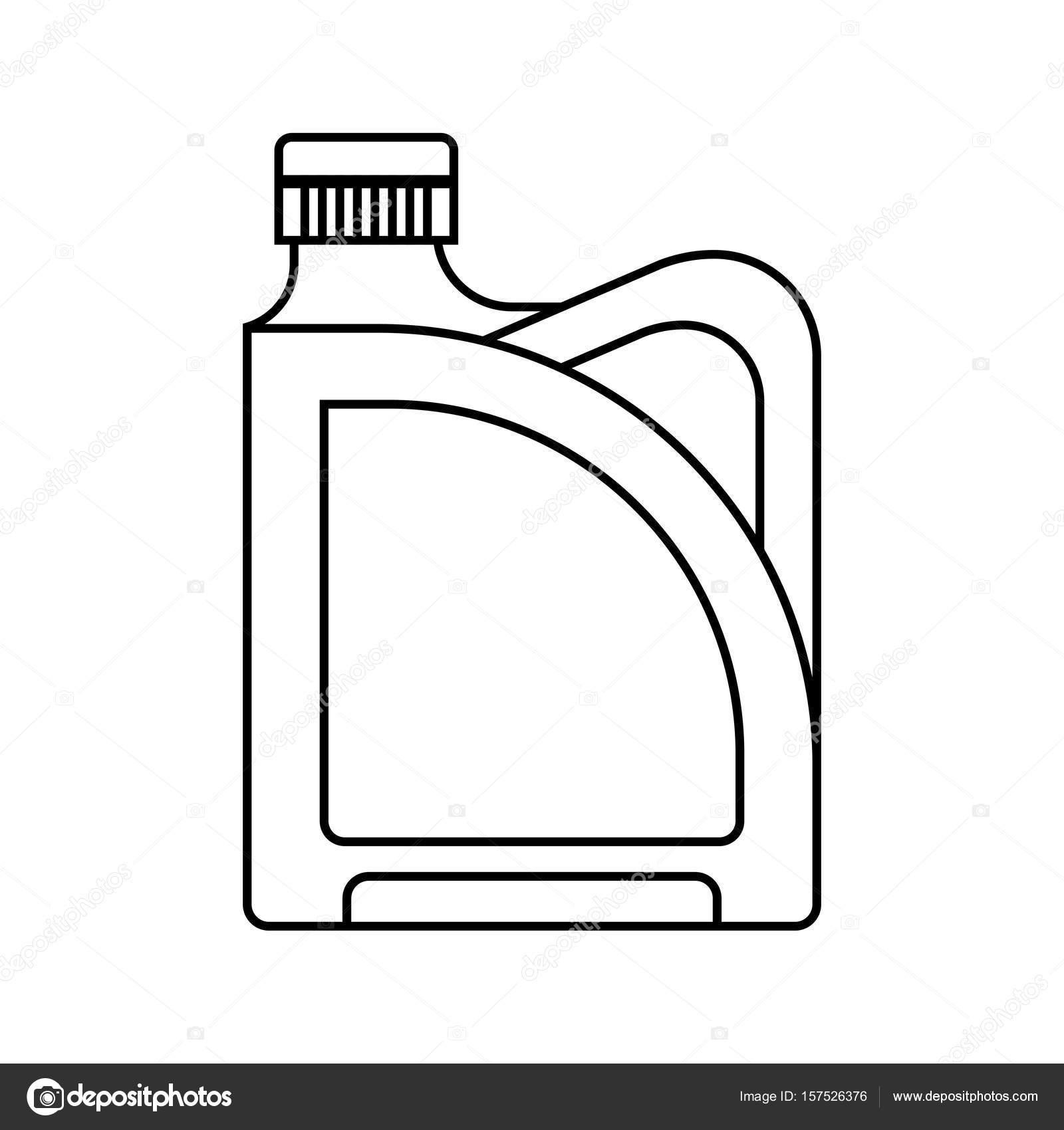 Imágenes Frasco Vacio Para Colorear Frasco De Plástico