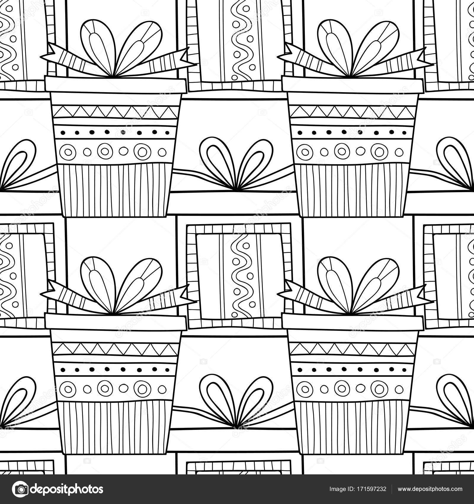 Cajas de regalo con las decoraciones, adornos para libros para ...