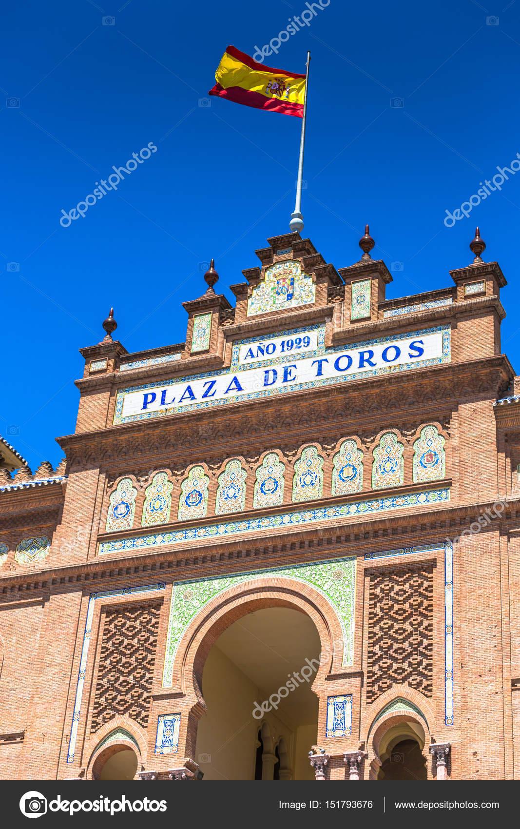 Madrid famosa plaza de toros de madrid lugares for Lugares turisticos de espana madrid