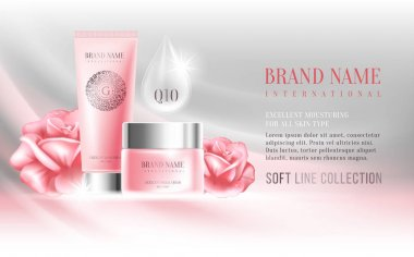 Advertising of cosmetics products