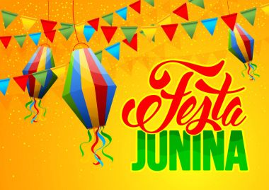 Festa Junina festive design