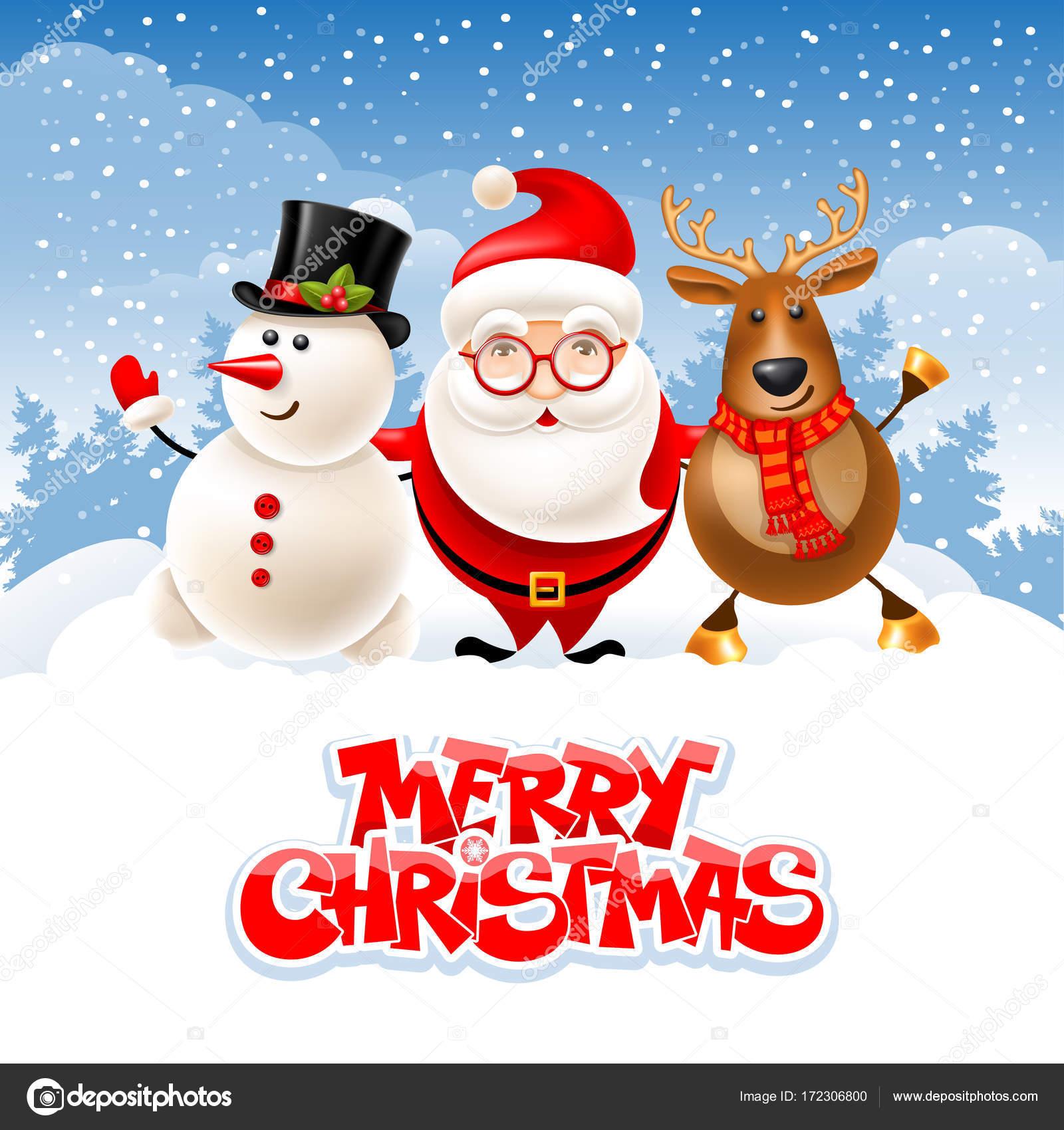 Frohe Weihnachten Grüße.Frohe Weihnachten Gruß Stockvektor Pazhyna 172306800