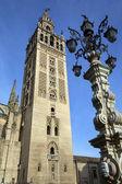 Fotografie Die Giralda - Kathedrale - Sevilla - Sevilla