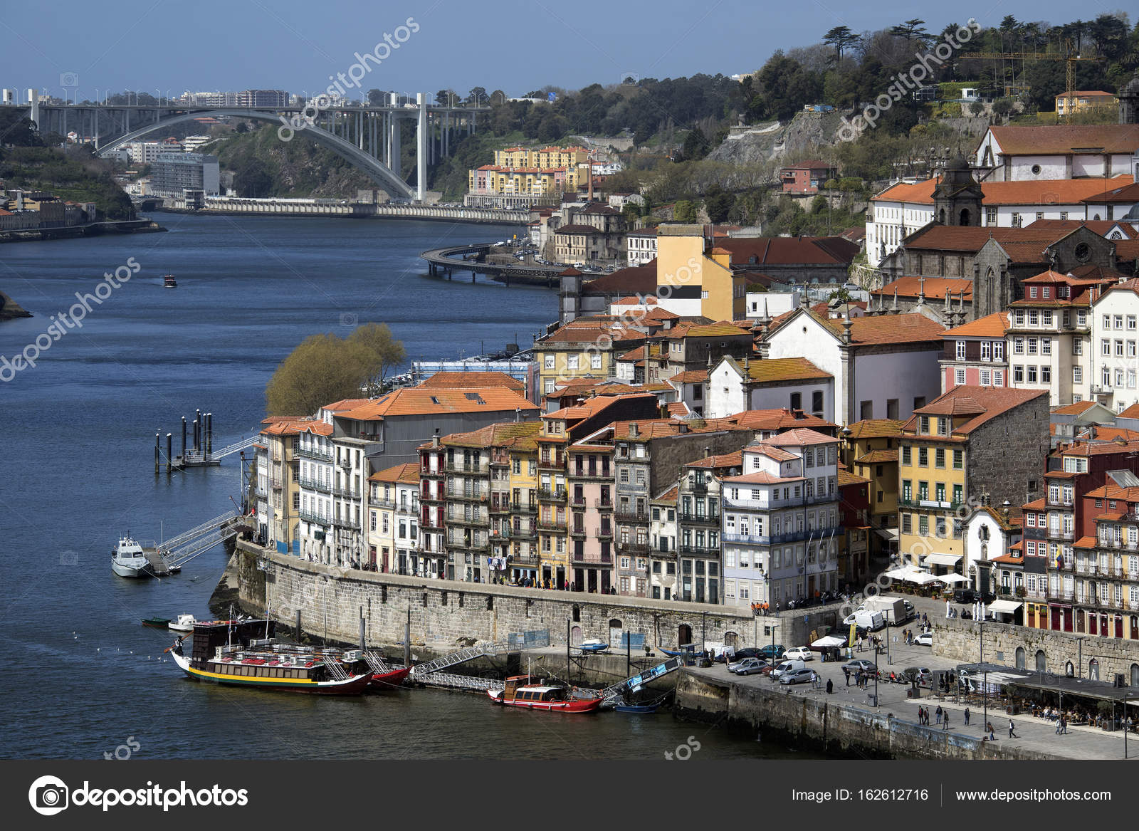cidade do porto portugal stock photo steve allen 162612716. Black Bedroom Furniture Sets. Home Design Ideas