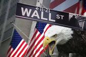 Fotografie vereinigte staaten von amerika - new york börse