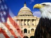 Vereinigte Staaten von Amerika - patriotische Symbole