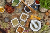 Herbs and Spices - Cooking Ingredients