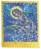 scheda di Tarot - angelo custode
