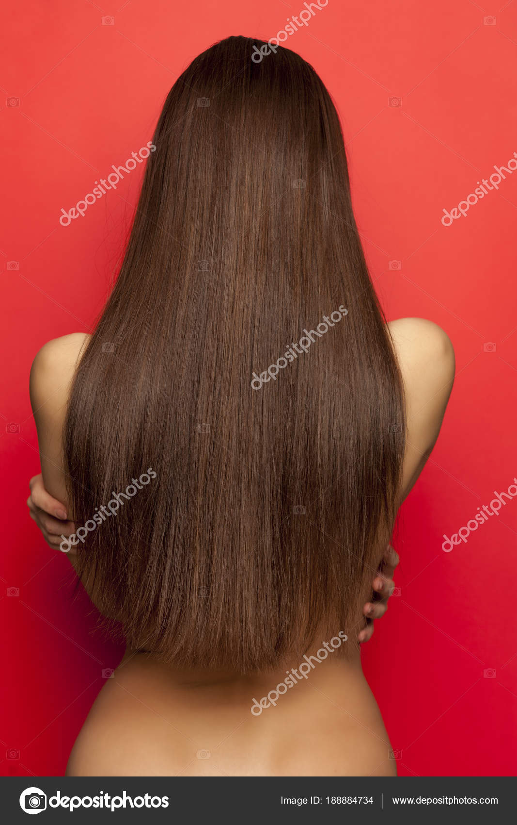 To acquire Hair long back straight picture trends