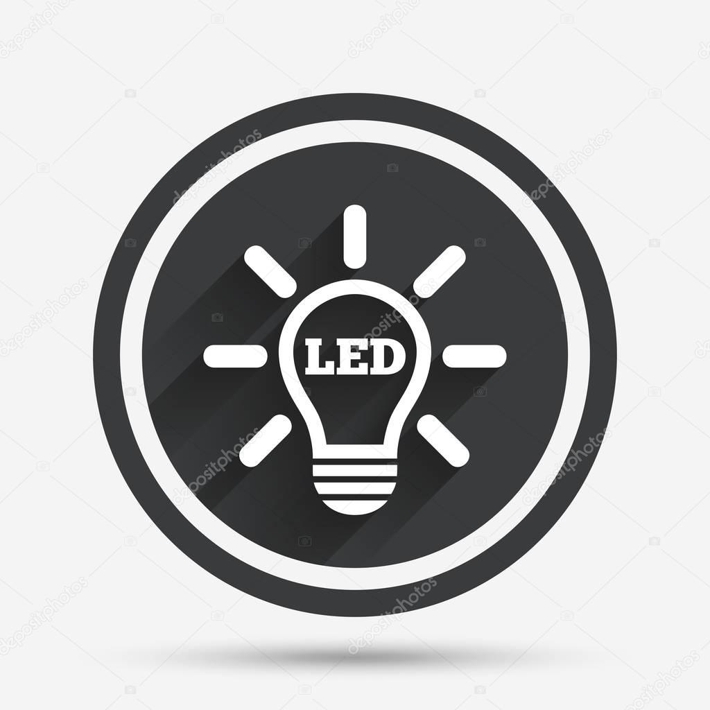 awesome led lamp symbol inspiration electrical and