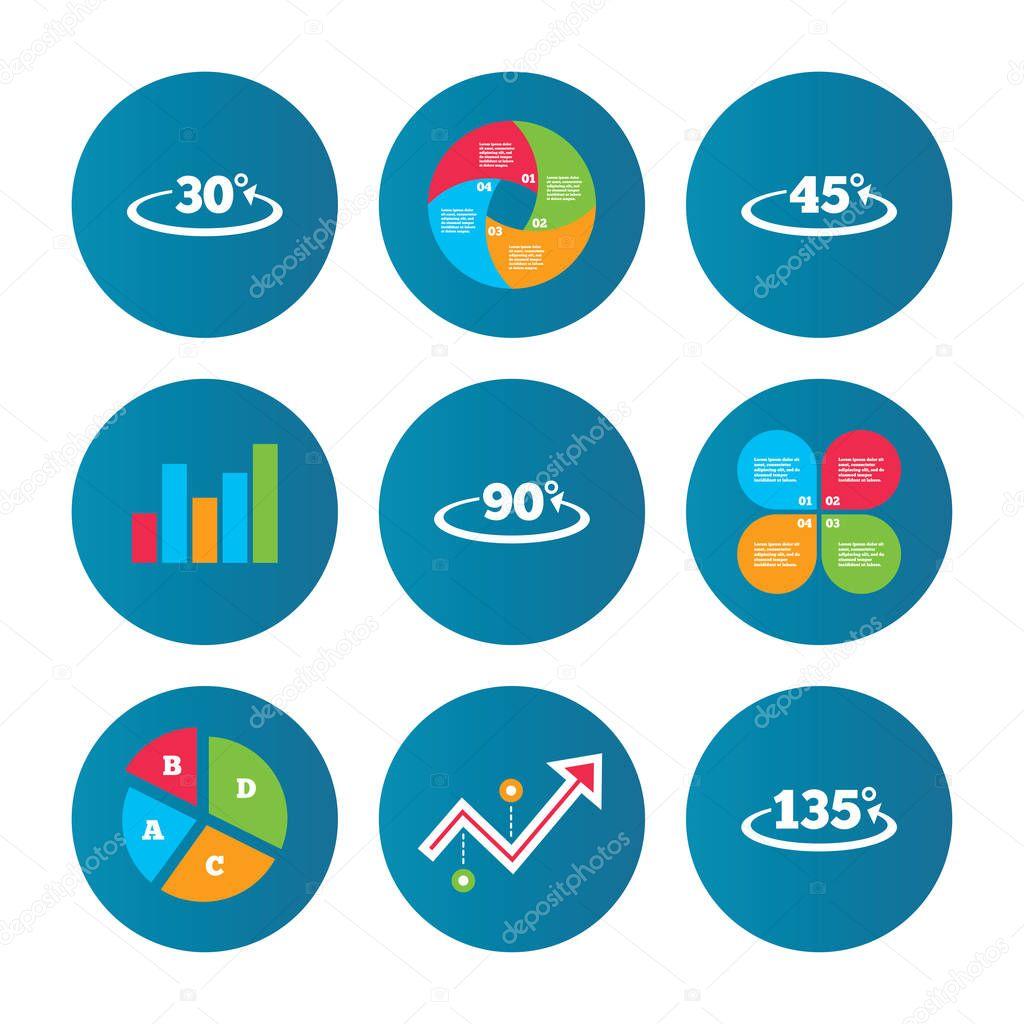 Business Pie Chart Stock Vector Blankstock 128952394