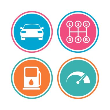 transport symbol sign icon