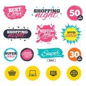online vásárlás ikonok