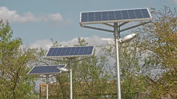 moderne Solar-panel