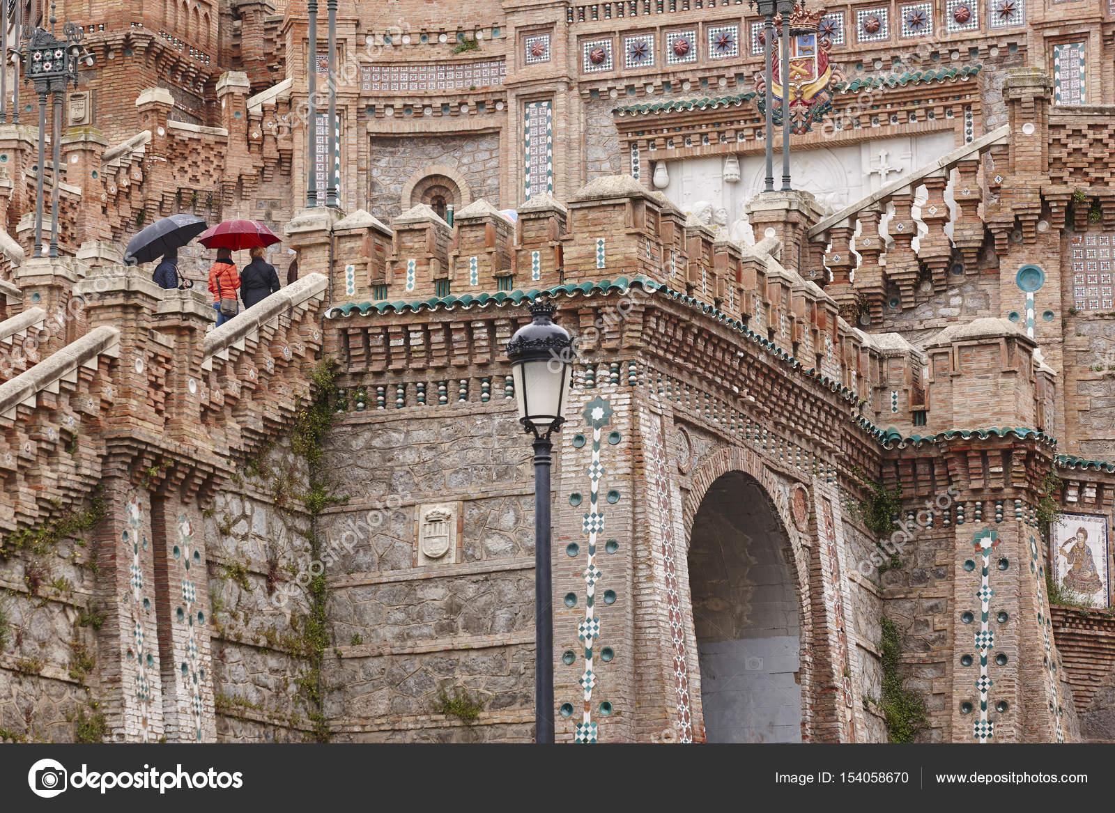 ムデハル様式の芸術。スペイン建...