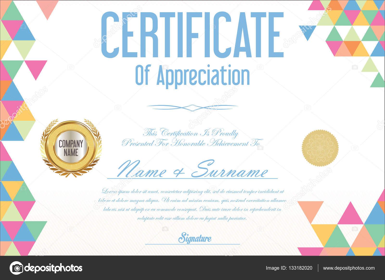 Groß Druckbare Zertifikatvorlagen Fotos - Entry Level Resume ...