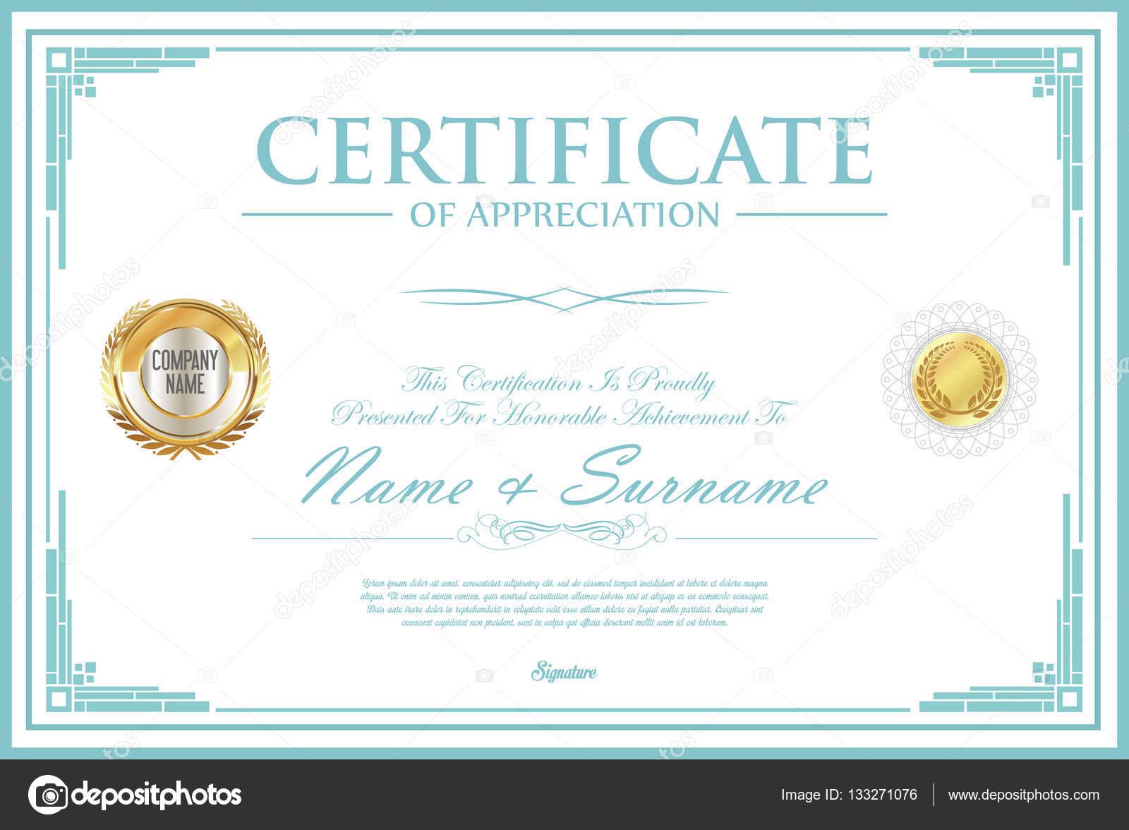 Fantastisch Druckbare Zertifikatvorlage Bilder - Entry Level Resume ...