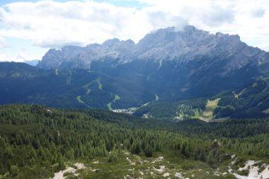 Image of Civetta Peak in Belluno, Italy