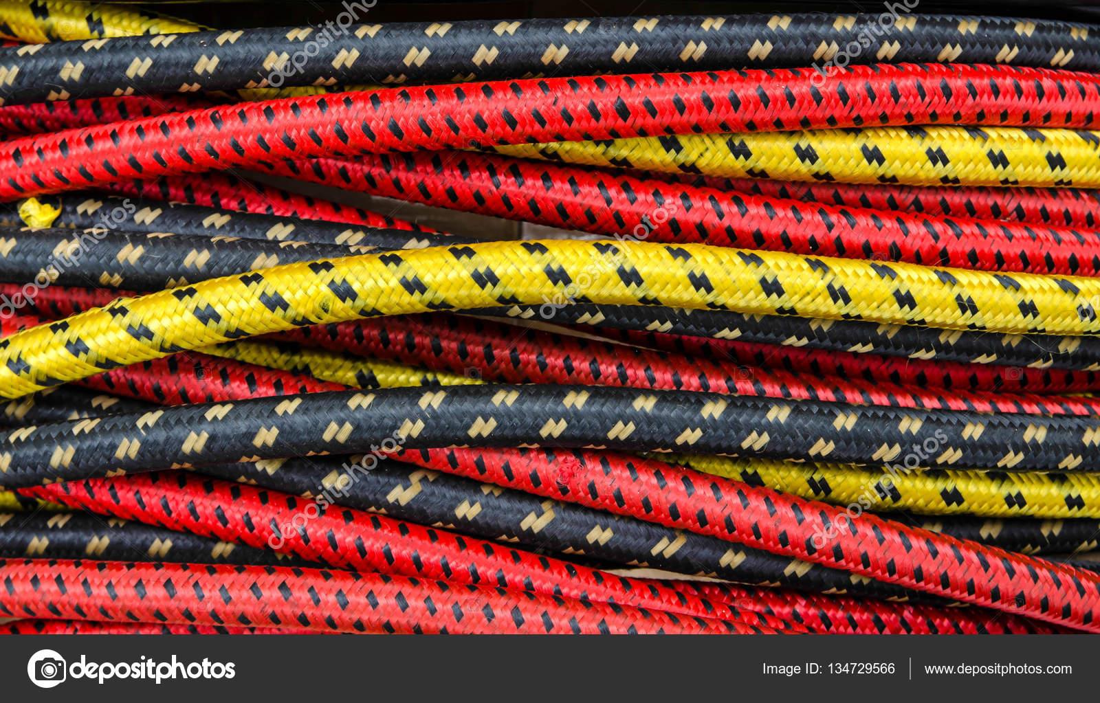 Röd slang blåsa
