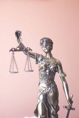 Attorneys office statue Themis