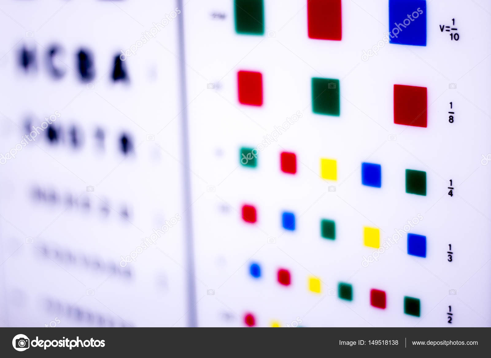 Optician eye test chart stock photo edwardolive 149518138 opticians ophthalmology and optometry eye test chart to test sight and vision for patients with eyesight issues photo by edwardolive nvjuhfo Images