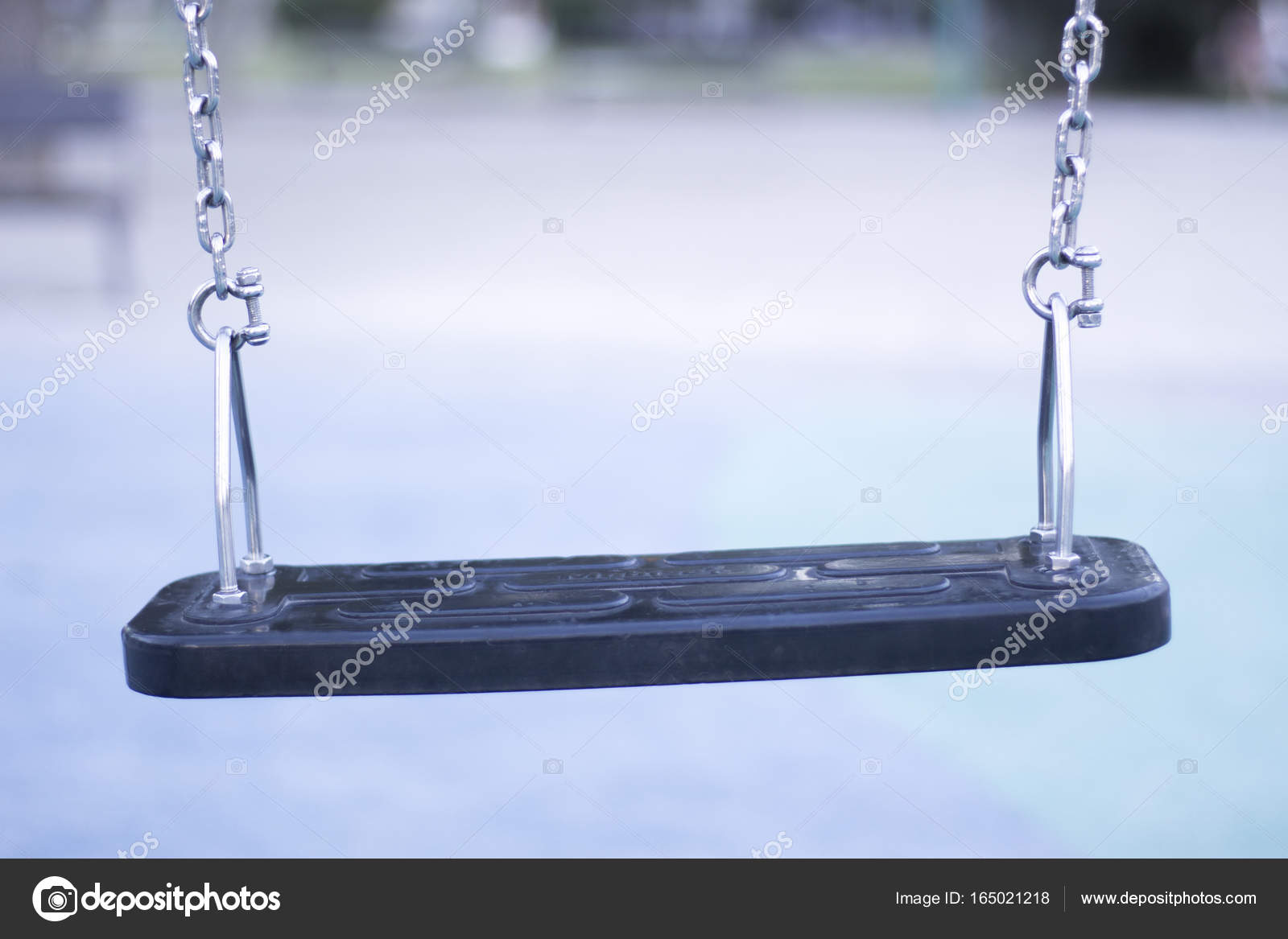 Parque de escalada para niños columpio — Fotos de Stock ...