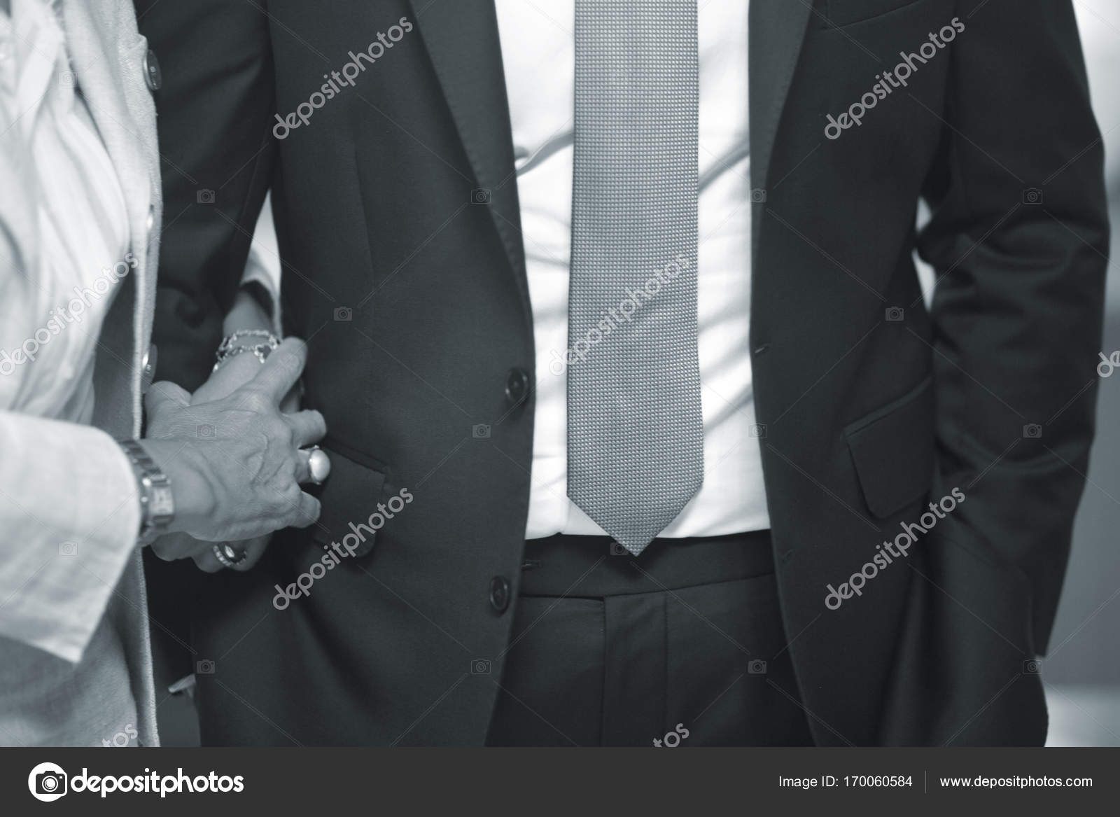 Civil wedding guests — Stock Photo © edwardolive #170060584