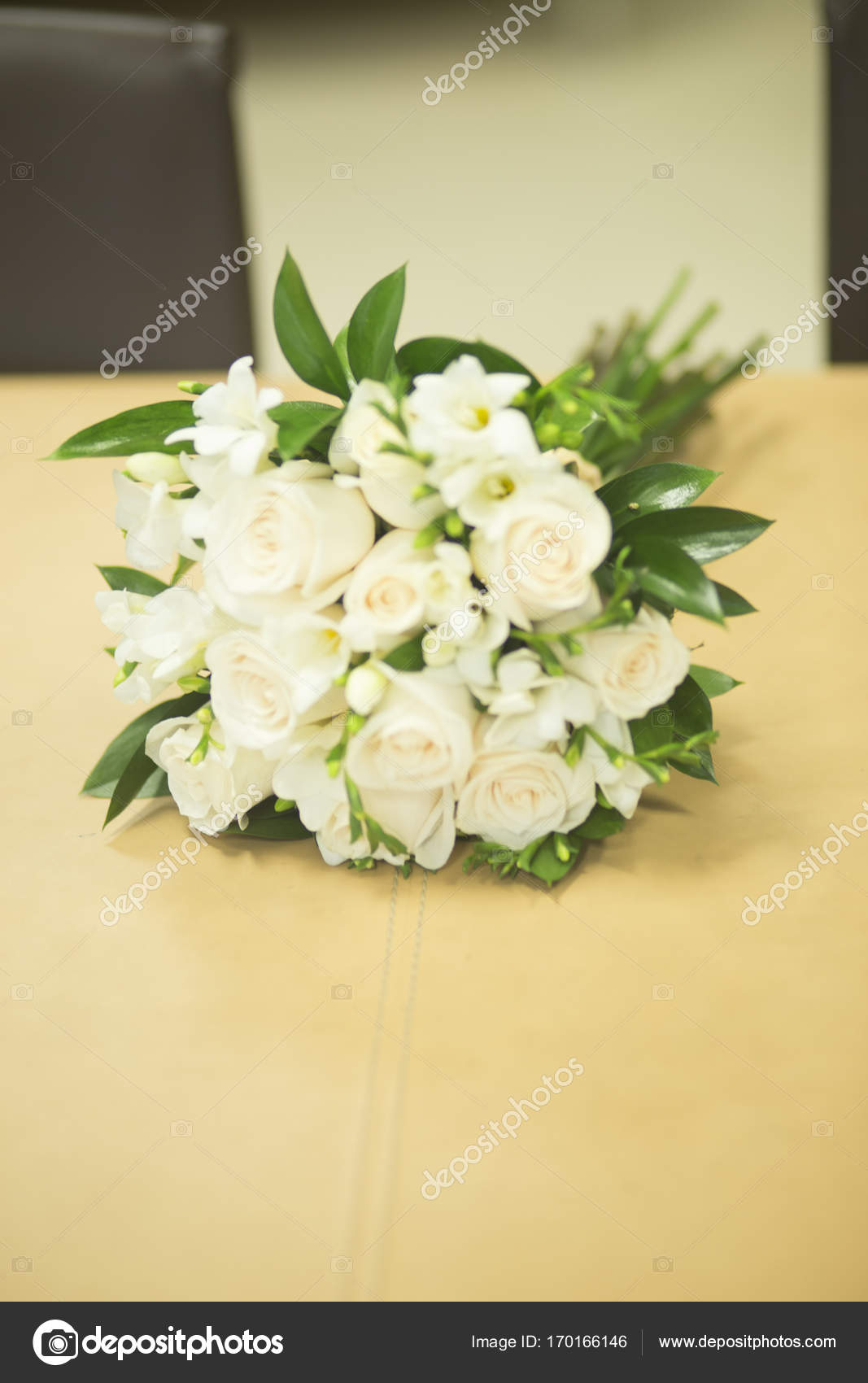 Bouquet Sposa Matrimonio Civile.Bouquet Da Sposa Matrimonio Civile Foto Stock