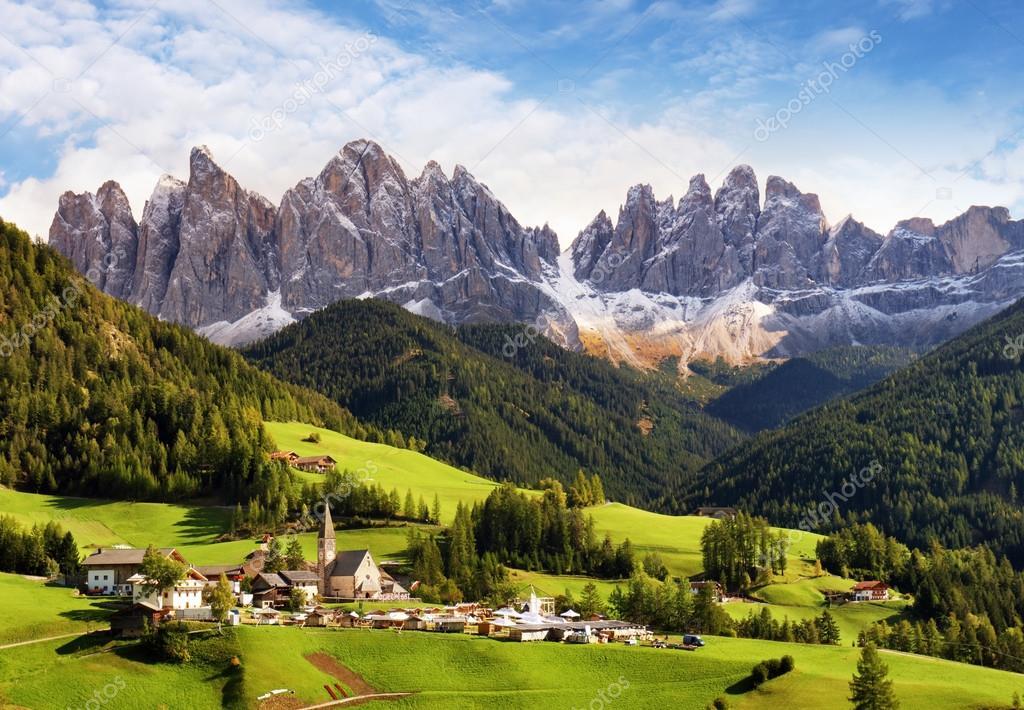 Val di funes trentino alto adige italia il grande col for Mobilificio trentino alto adige
