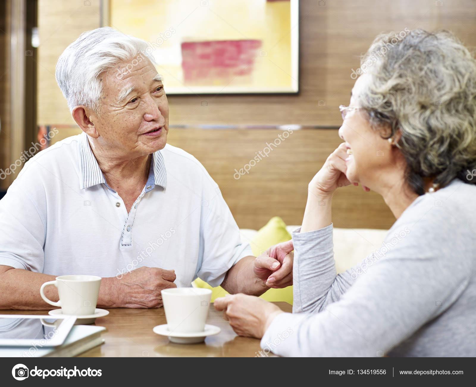 Senior chats