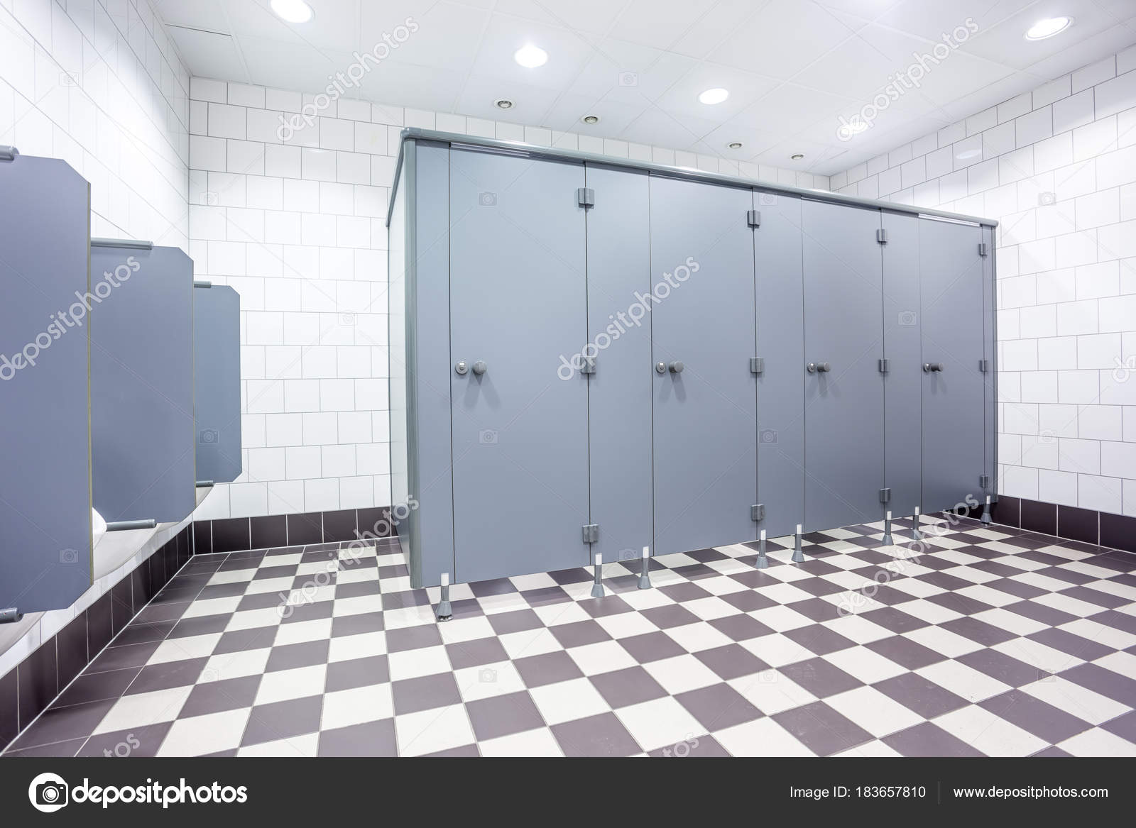 urinal and toilet doors — Stock Photo © DenBoma #183657810 on commercial bathroom paper towel dispenser, commercial bathroom counters, commercial bathroom sinks, commercial bathroom vanity units, commercial bathroom stalls, commercial bathroom partitions, commercial bathroom vanity tops, commercial bathroom showers,