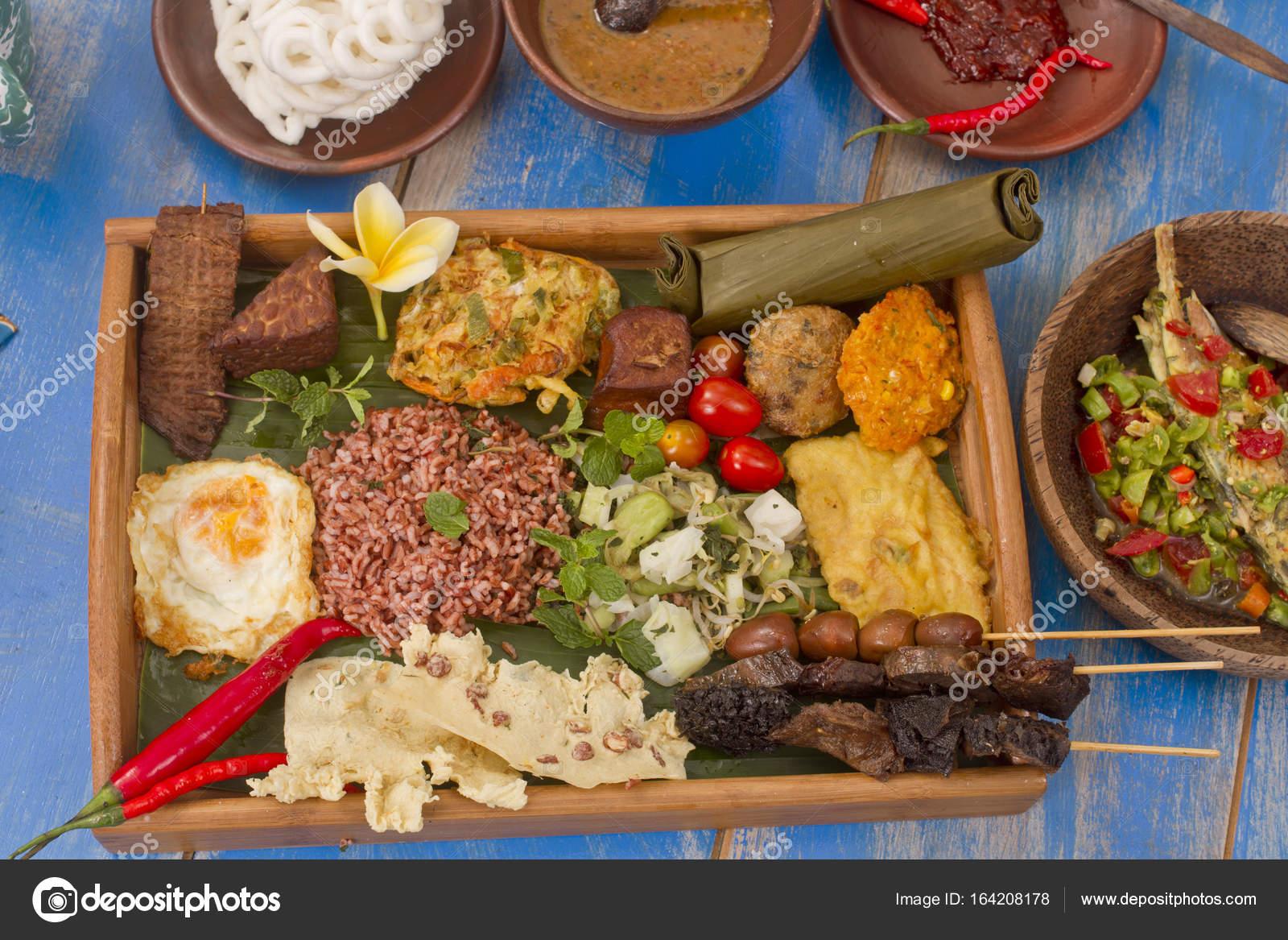 インドネシア pecel 野菜サラダ ストック写真 ismedhasibuan 164208178