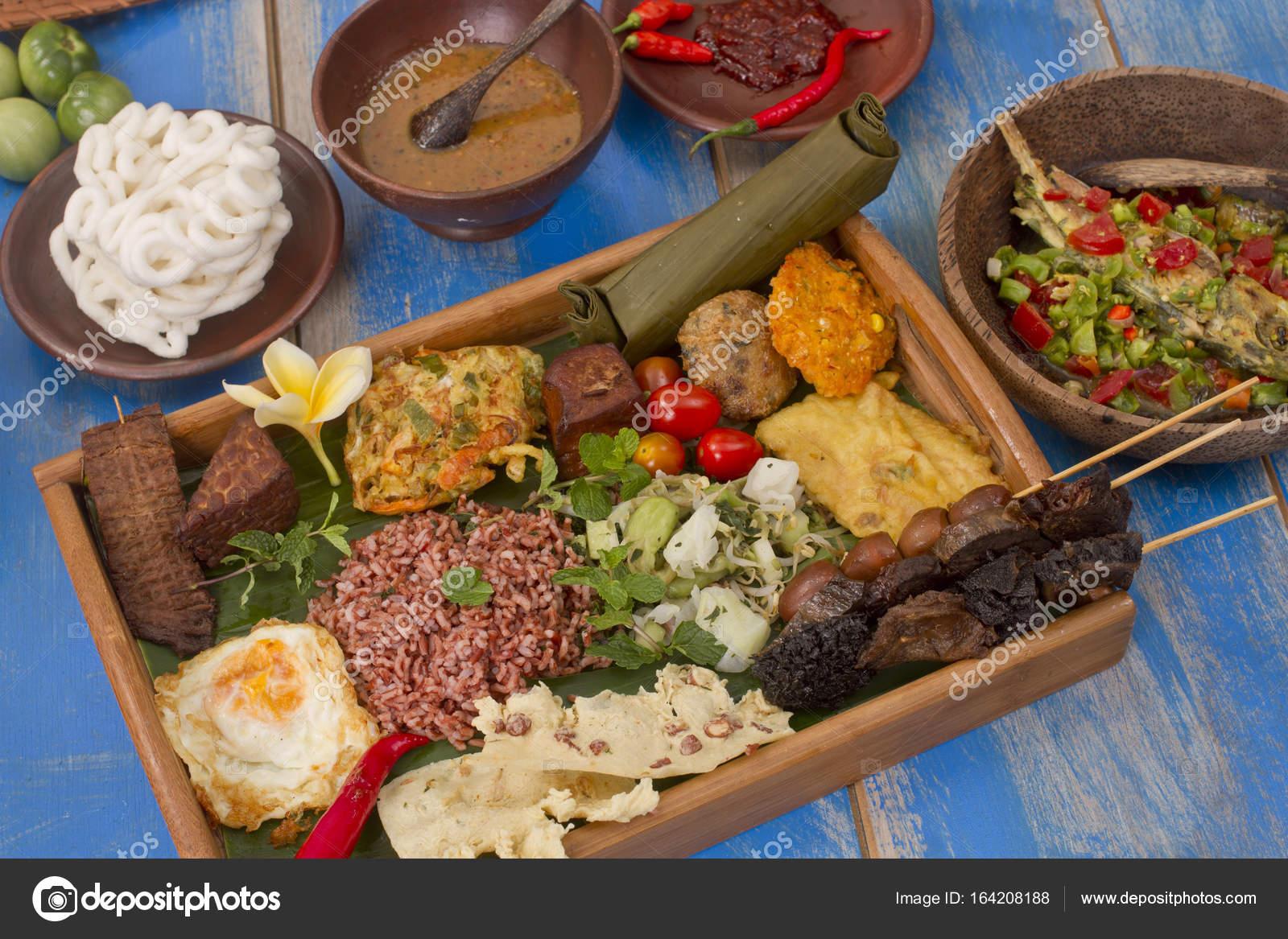 インドネシア pecel 野菜サラダ ストック写真 ismedhasibuan 164208188