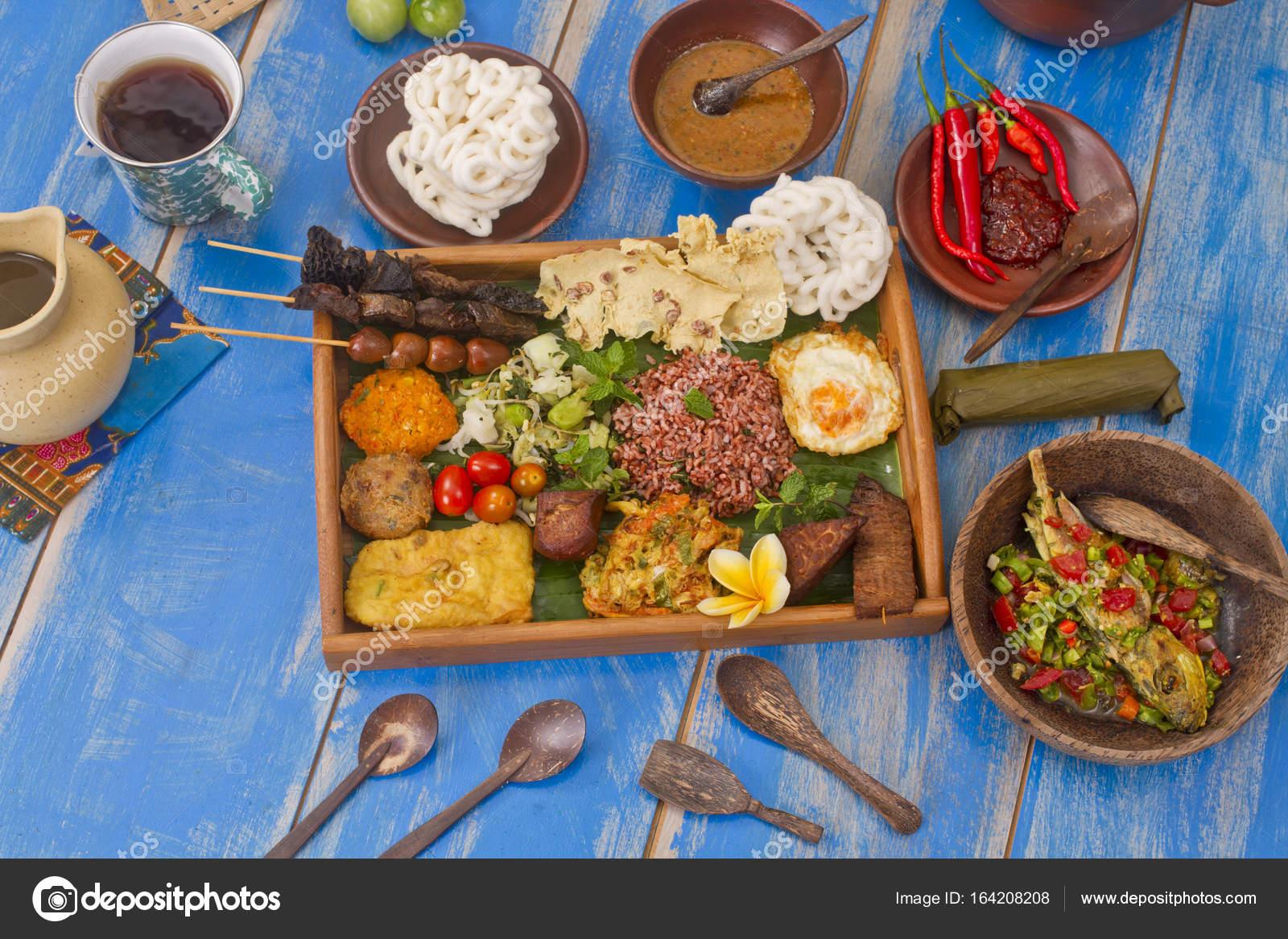 インドネシア pecel 野菜サラダ ストック写真 ismedhasibuan 164208208