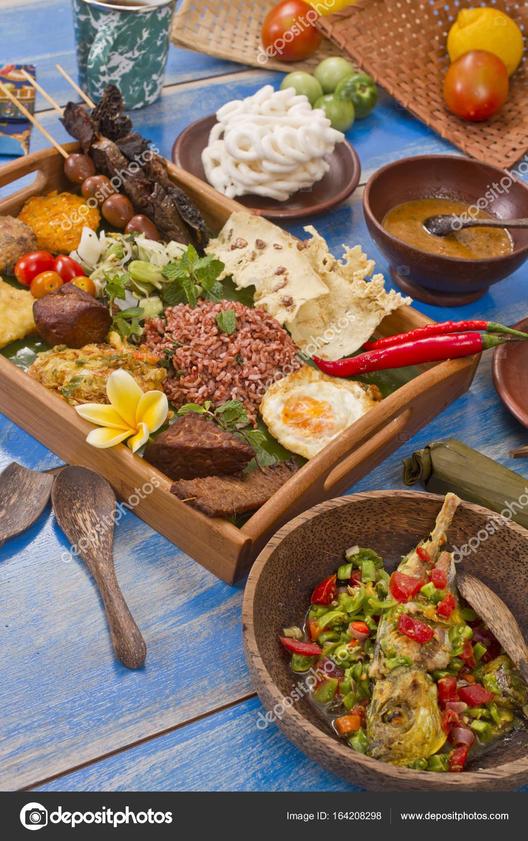 インドネシア pecel 野菜サラダ ストック写真 ismedhasibuan 164208298