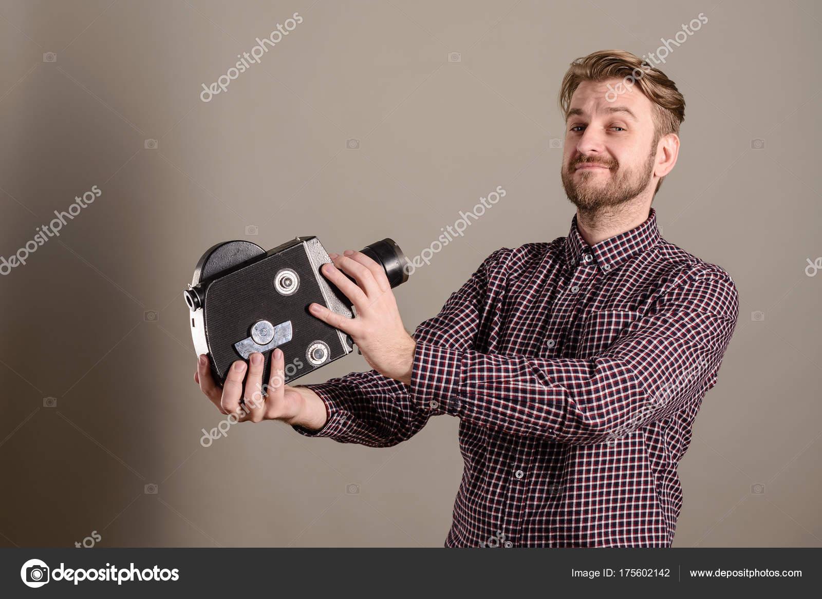 Снимать себя на камеру