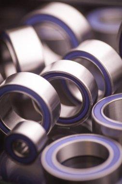 Ball bearings detail