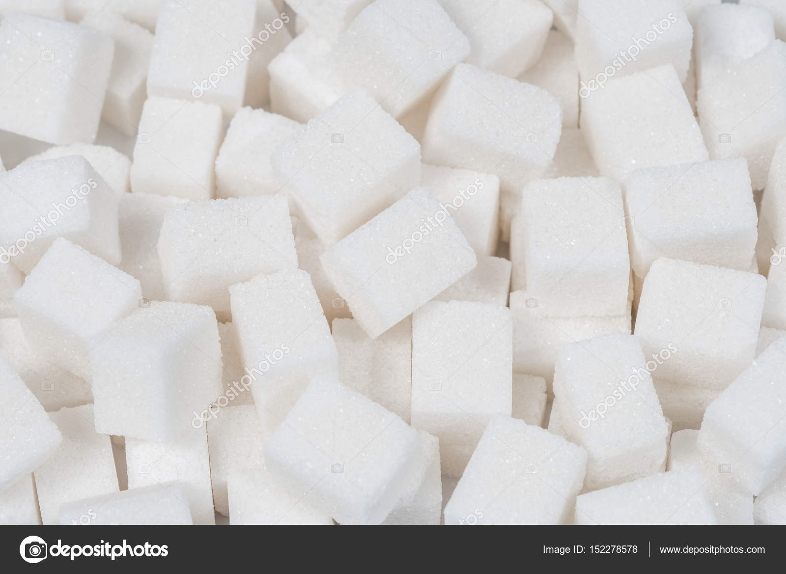 Sugar Background Sweet Food Ingredient With A Close Up Of A Pile Of