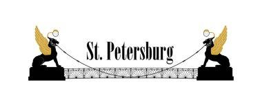 St. Petersburg city symbol, Russia